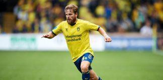 Kasper Fisker, Brøndby