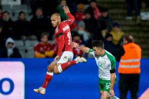 Denmark vs Ireland - UEFA Nations League