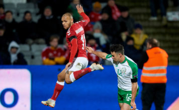 Denmark vs Ireland - UEFA Nations League image