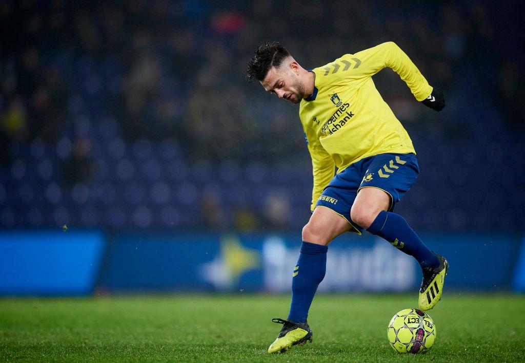 Brondby IF vs Hobro IK - Danish Superliga