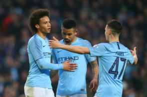 Manchester City v Rotherham United - The Emirates FA Cup Third Round