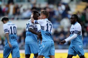SS Lazio v Novara - Coppa Italia