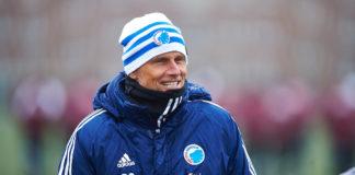 Ståle Solbakken for FC København, FCK