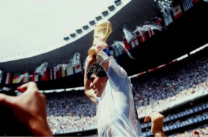 Argentina v West Germany 1986