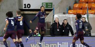 Jow Willock, Arsenal
