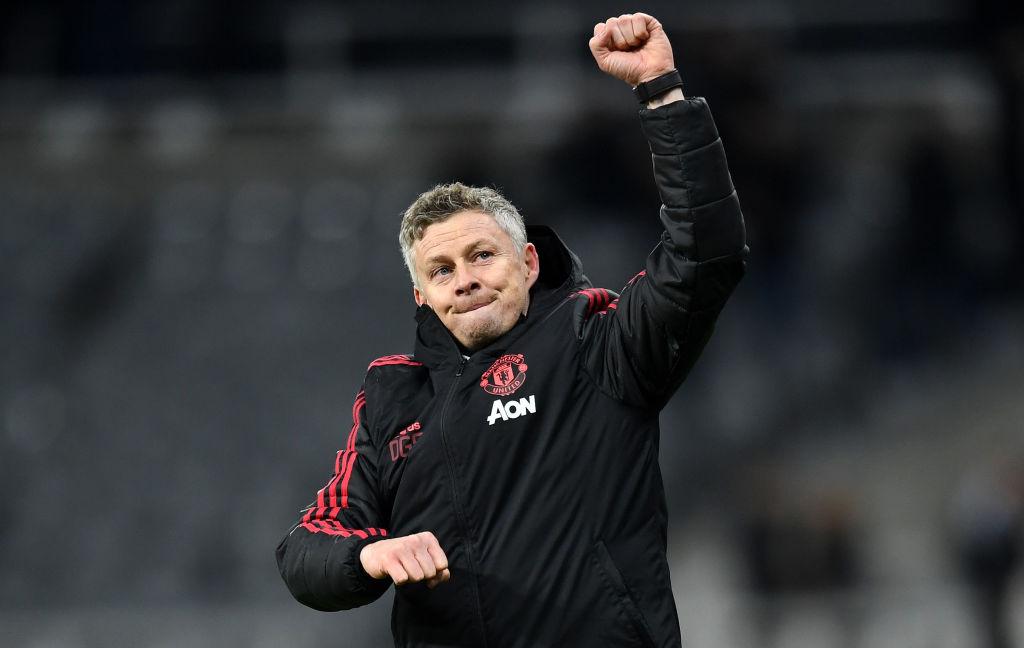 Ole Gunnar Solskjær, Manchester United