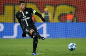 Thiago Silva, PSG