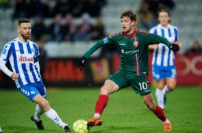 OB Odense vs AaB Aalborg - Danish Superliga