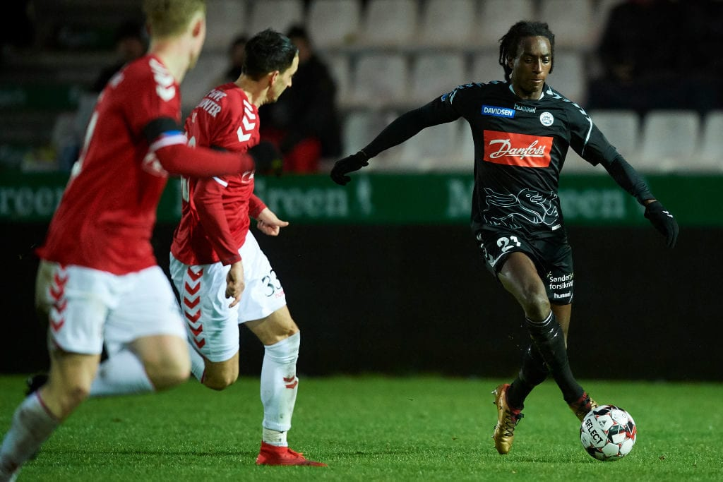 Vejle Boldklub vs SonderjyskE - Danish Superliga