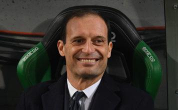 US Sassuolo v Juventus - Serie A image