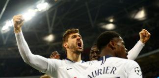 Tottenham Hotspur v Borussia Dortmund - UEFA Champions League Round of 16: First Leg