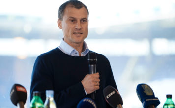 Brondby IF press meeting - Danish Superliga image