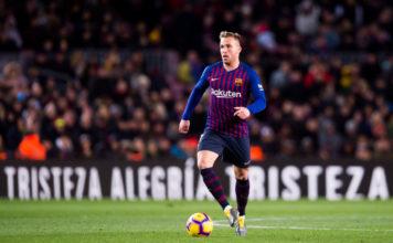 FC Barcelona v Valencia CF - La Liga image