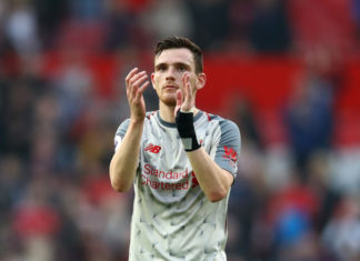 Andy Robertson, Liverpool FC