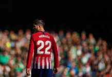 Real Betis Balompie v Club Atletico de Madrid - La Liga