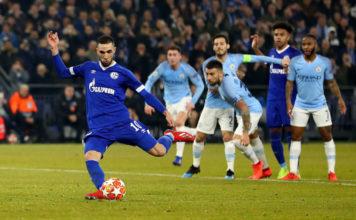 FC Schalke 04 v Manchester City - UEFA Champions League Round of 16: First Leg image