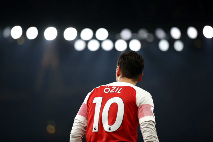 Mesut Özil, Arsenal