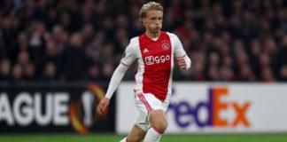 Ajax Amsterdam v Legia Warszawa - UEFA Europa League Round of 32: Second Leg