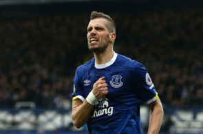 Morgan Schneiderlin, Everton