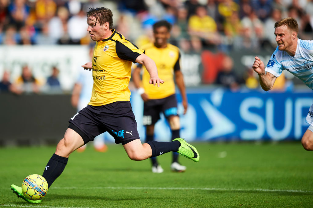 Hobro IK v FC Helsingor - Danish Alka Superliga
