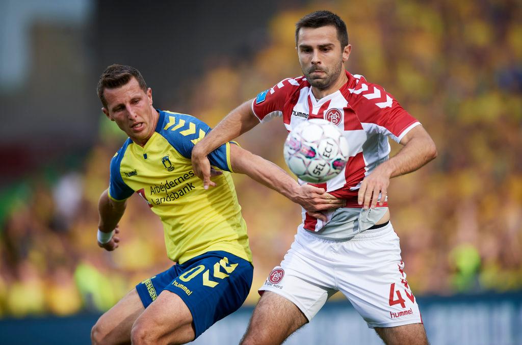 Brondby IF vs AaB Aalborg - Danish Alka Superliga