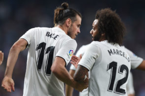 Gareth Bale og Marcelo, Real Madrid