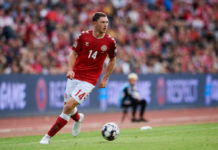 Denmark vs Wales - UEFA Nations League