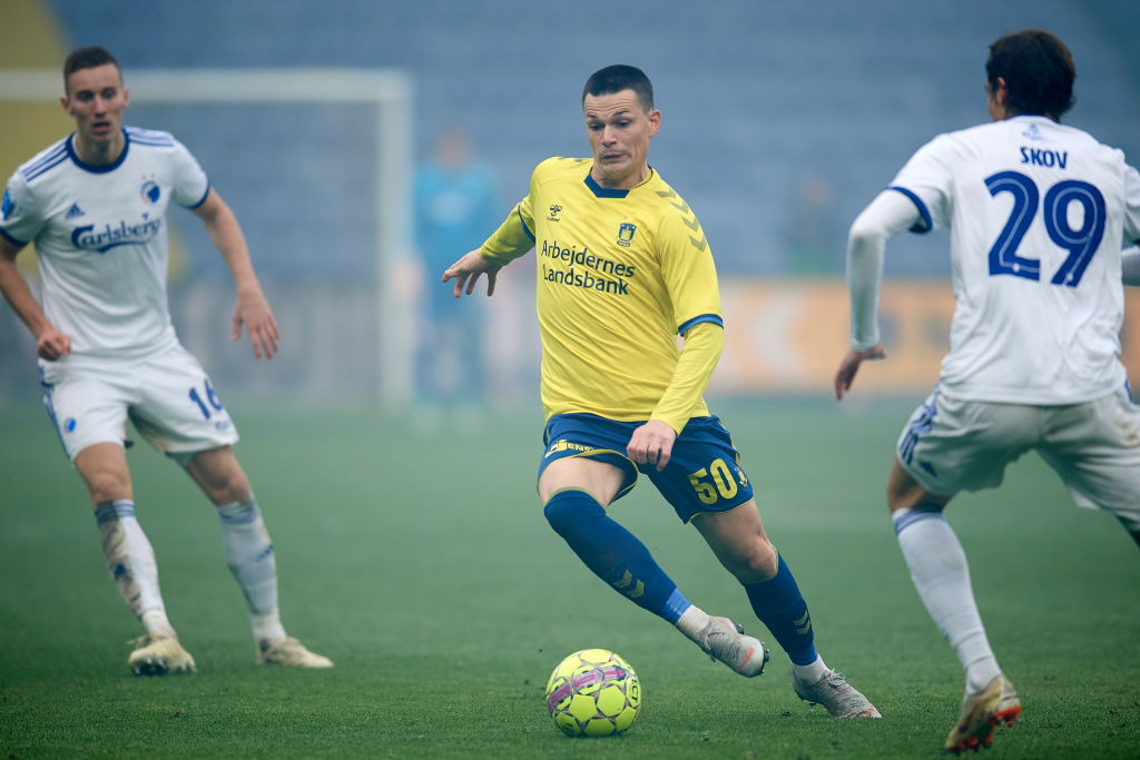 Brondby IF vs FC Copenhagen - Danish Superliga