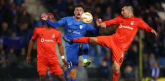 KRC Genk v Besiktas - UEFA Europa League - Group I