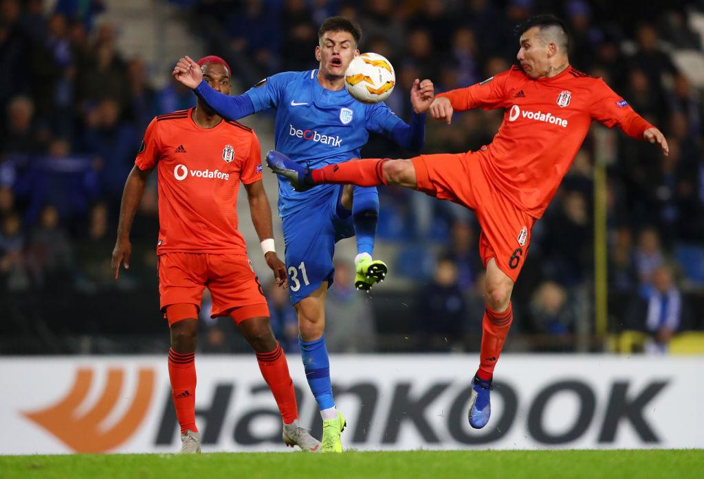 KRC Genk v Besiktas - UEFA Europa League - Group I