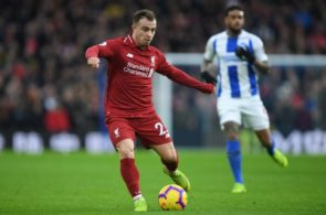 Brighton & Hove Albion v Liverpool FC - Premier League
