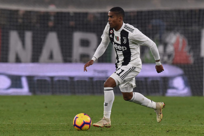 Douglas Costa for Juventus