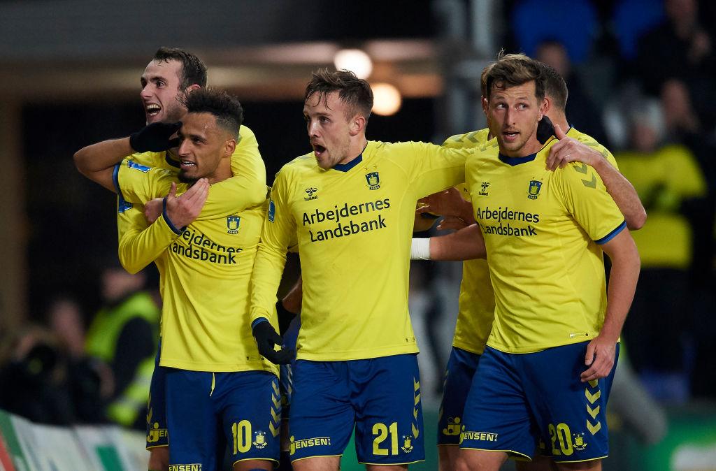 Brondby IF vs Randers FC - Danish Superliga