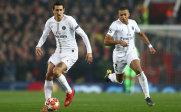 Manchester United v Paris Saint-Germain - UEFA Champions League Round of 16: First Leg image