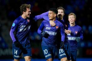 Hobro IK vs FC Midtjylland - Danish Superliga
