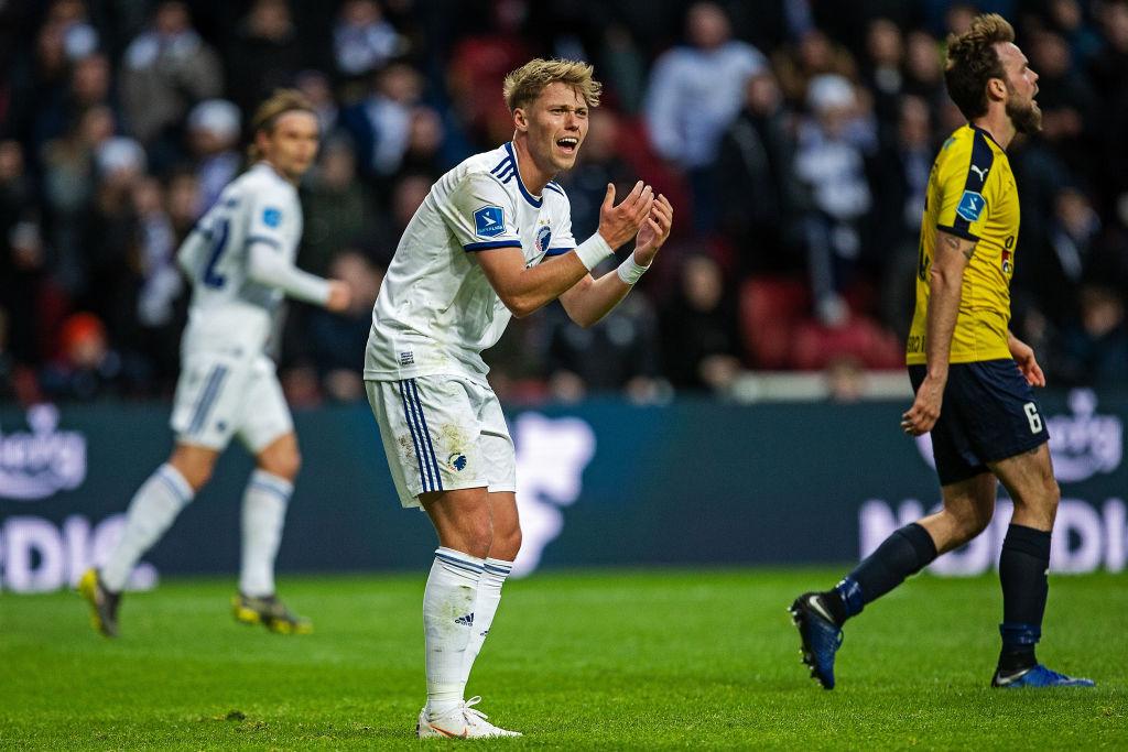 FC Copenhagen vs Hobro IK - Danish Alka Superliga