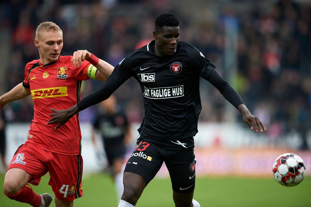 FC Midtjylland vs FC Nordsjalland - Danish Superliga