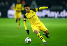 Jadon Sancho, Dortmund