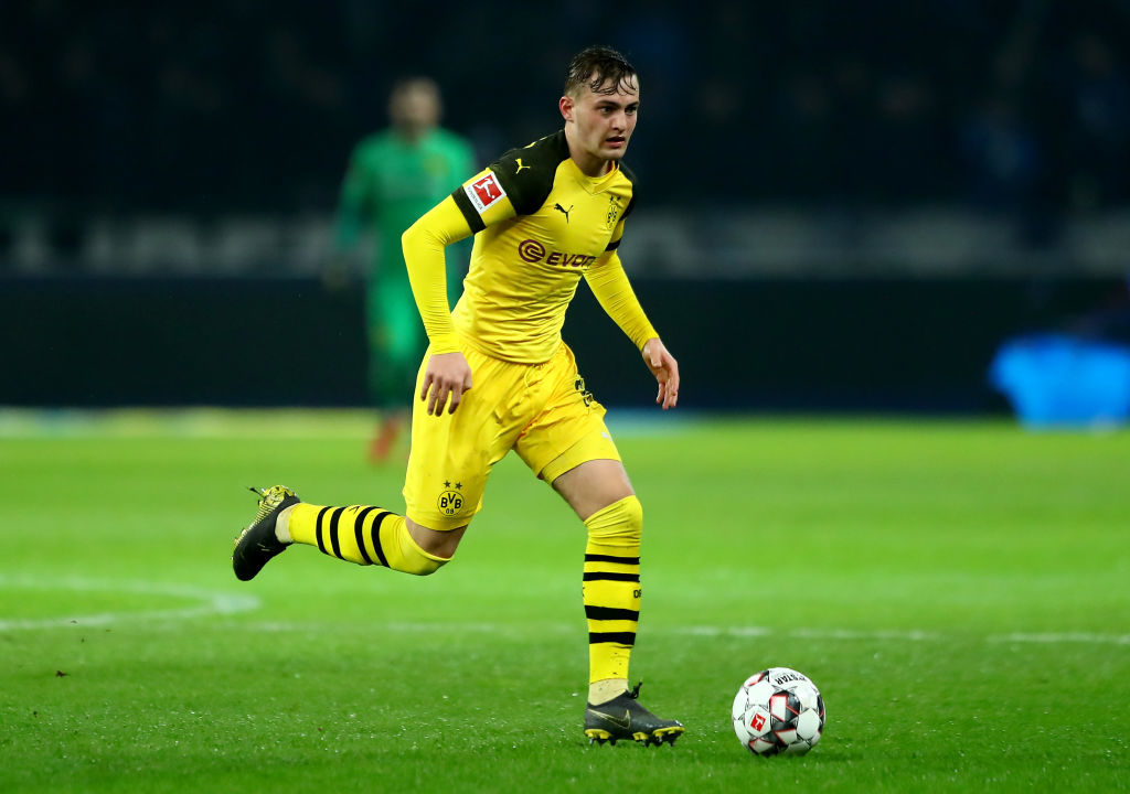 Jacob Bruun Larsen, Dortmund