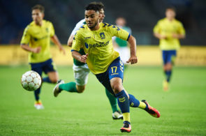 Brondby IF vs Hibernian FC - UEFA Europa League Qualifier