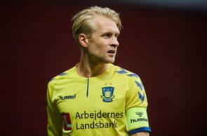 Johan Larsson, Brøndby