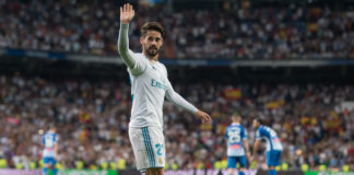 Isco for Real Madrid