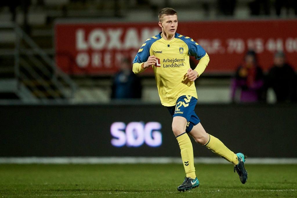 Morten Frendrup, Brøndby IF