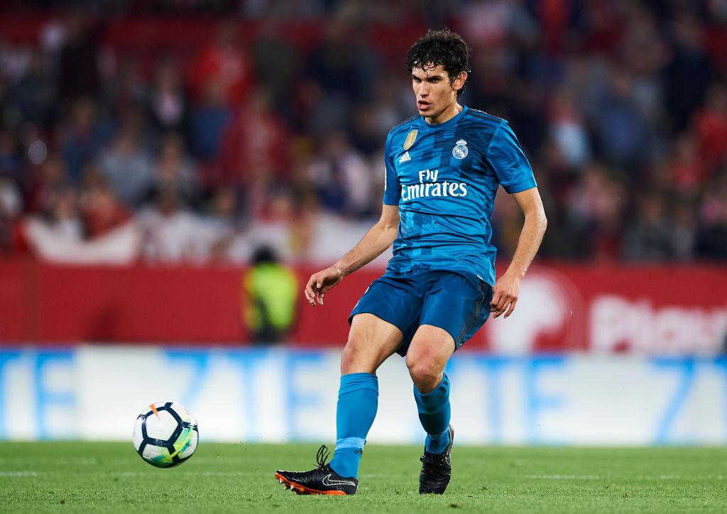 Jesús Vallejo, Real Madrid