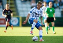 OB Odense vs AGF Arhus - Danish Alka Superliga