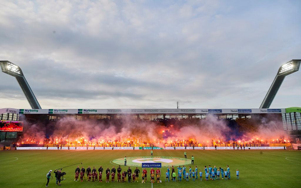 AC Horsens vs Brondby IF - Danish Alka Superliga