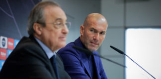 Real Madrid Press Conference