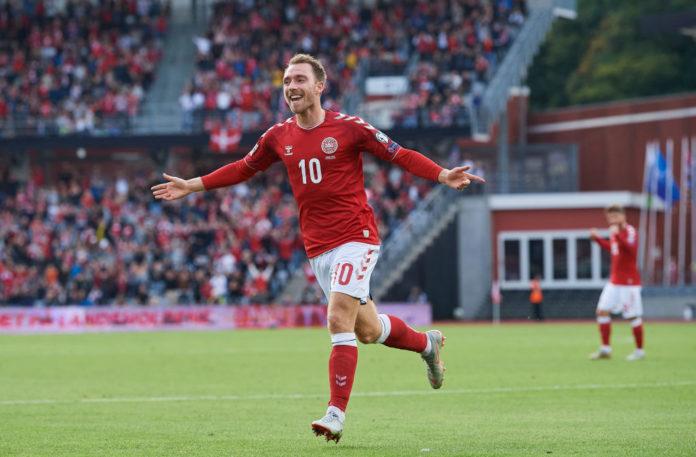 dce03bd2 Christian Eriksen - Danmarks største stjerne - Ronaldo.com