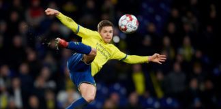 Brondby IF vs AaB Aalborg - Danish Superliga