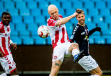 AaB Aalborg vs AGF Aarhus - Danish Superliga
